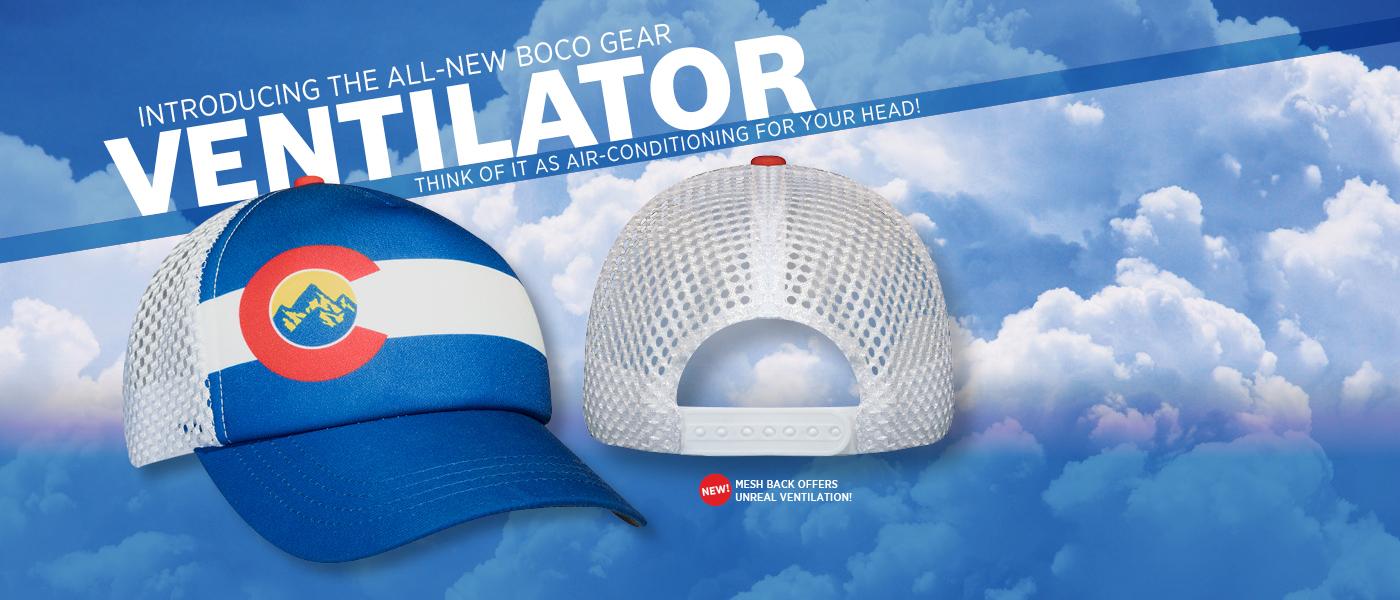 BOCO Gear – Custom Athletic Headwear and Accessories